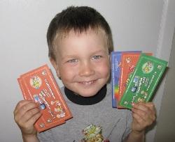 Kids Cash Happy Boy