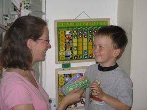 Kids Cash Reward